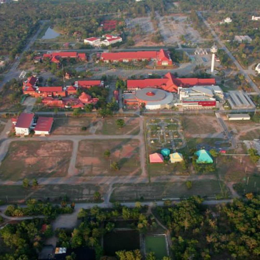 Be a part of buliding a solar farm at Suranaree University